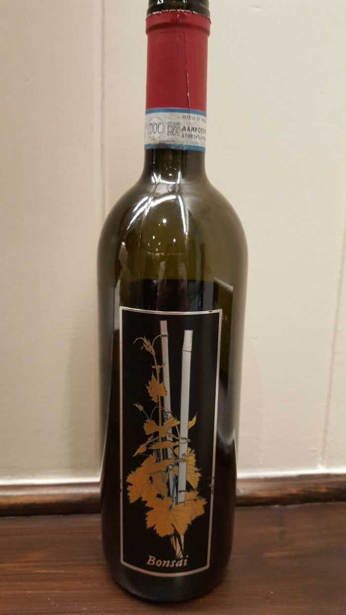 Bonsai Wine