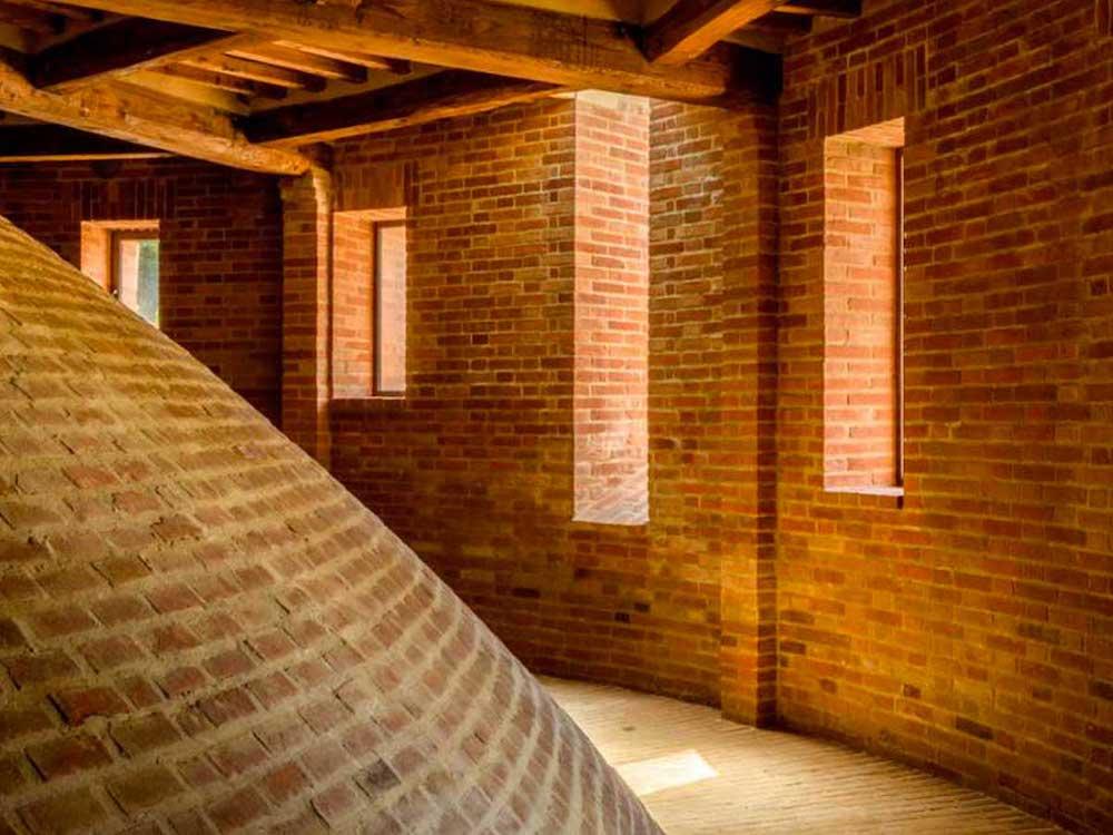 The Golden Cellar of Podere le Ripi