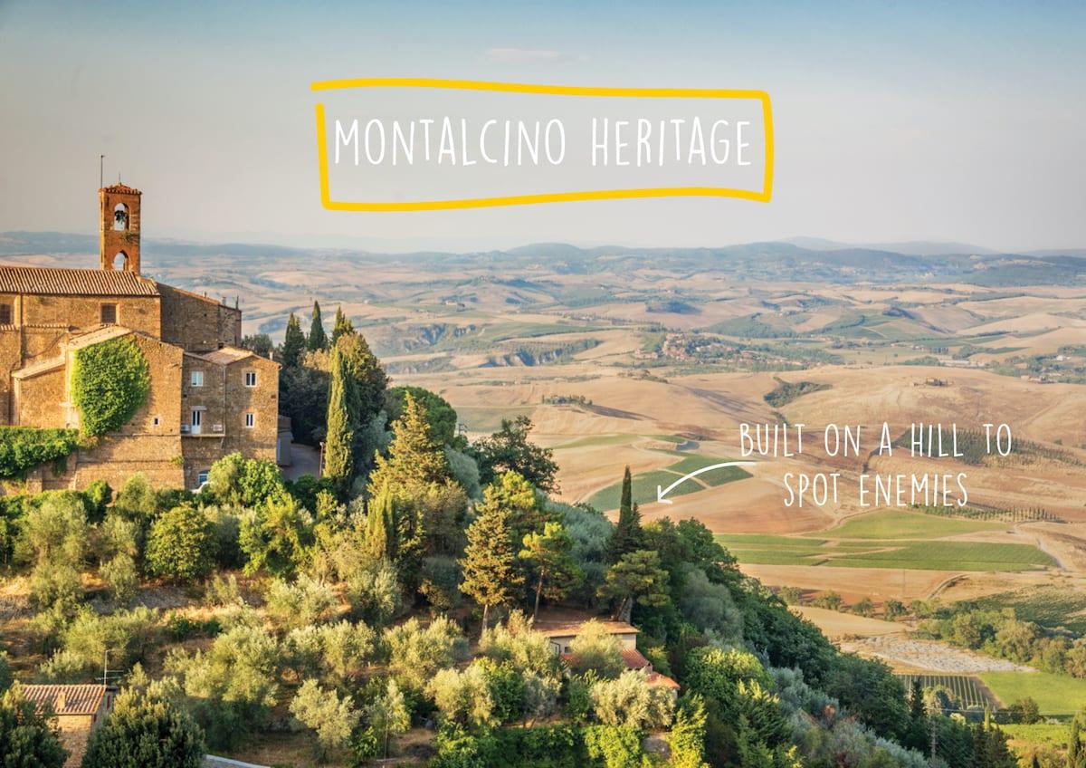 Montalcino Heritage