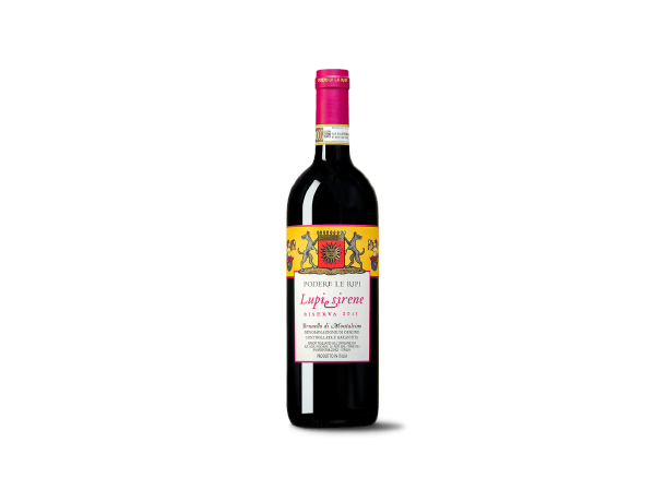 Jancis Robinson and the Wine Advocate Review of Podere le Ripi Lupi e Sirene vintages 2014 and Riserva 2013