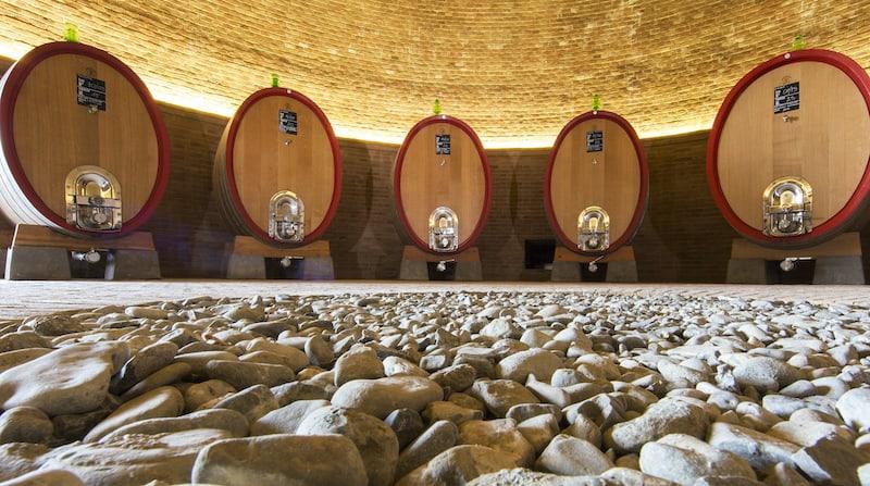 podere le ripi wine cellars