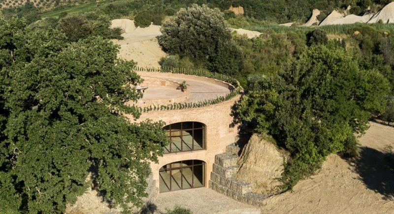 Podere Le Ripi Winery Montalcino
