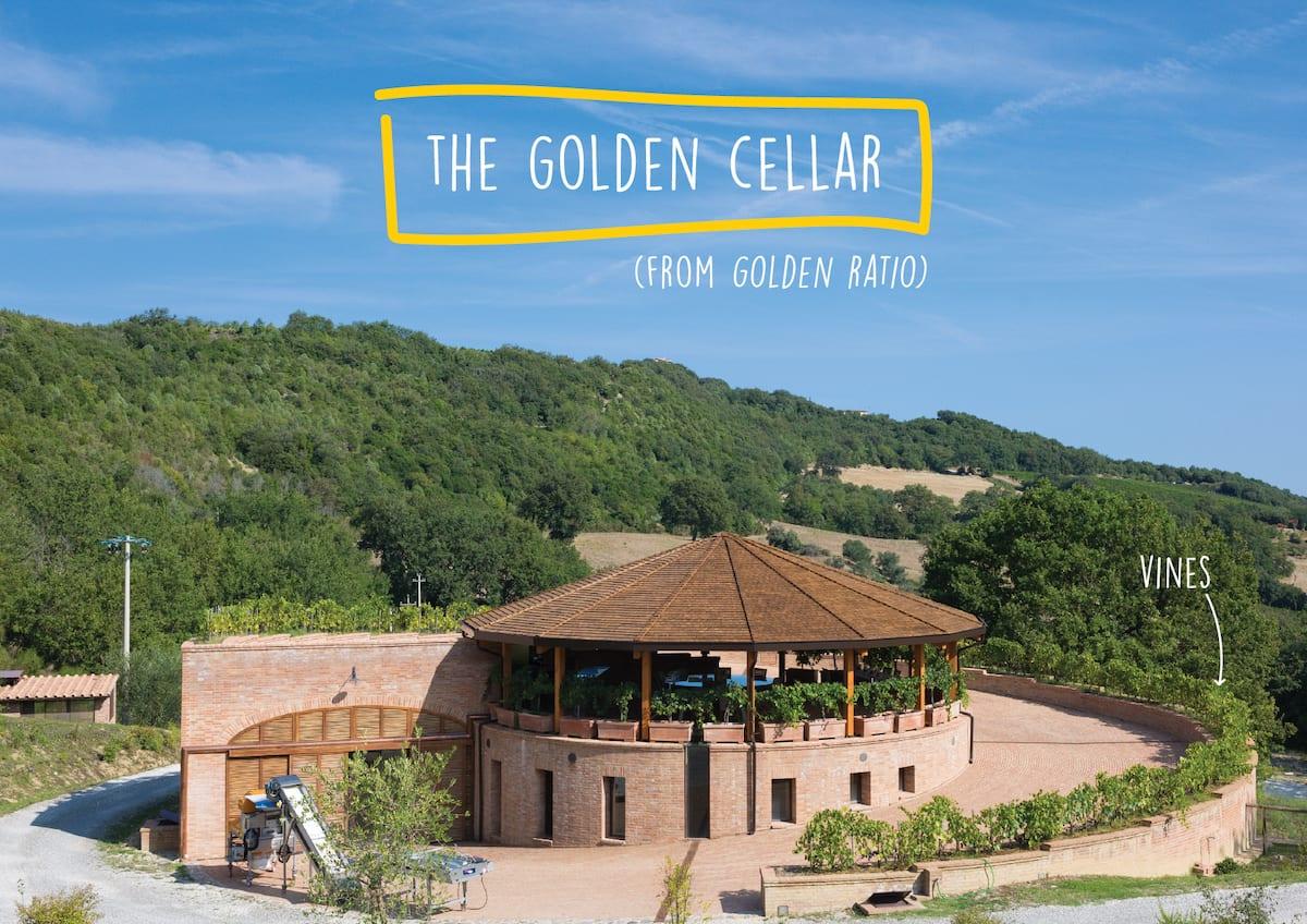 The Golden Cellar